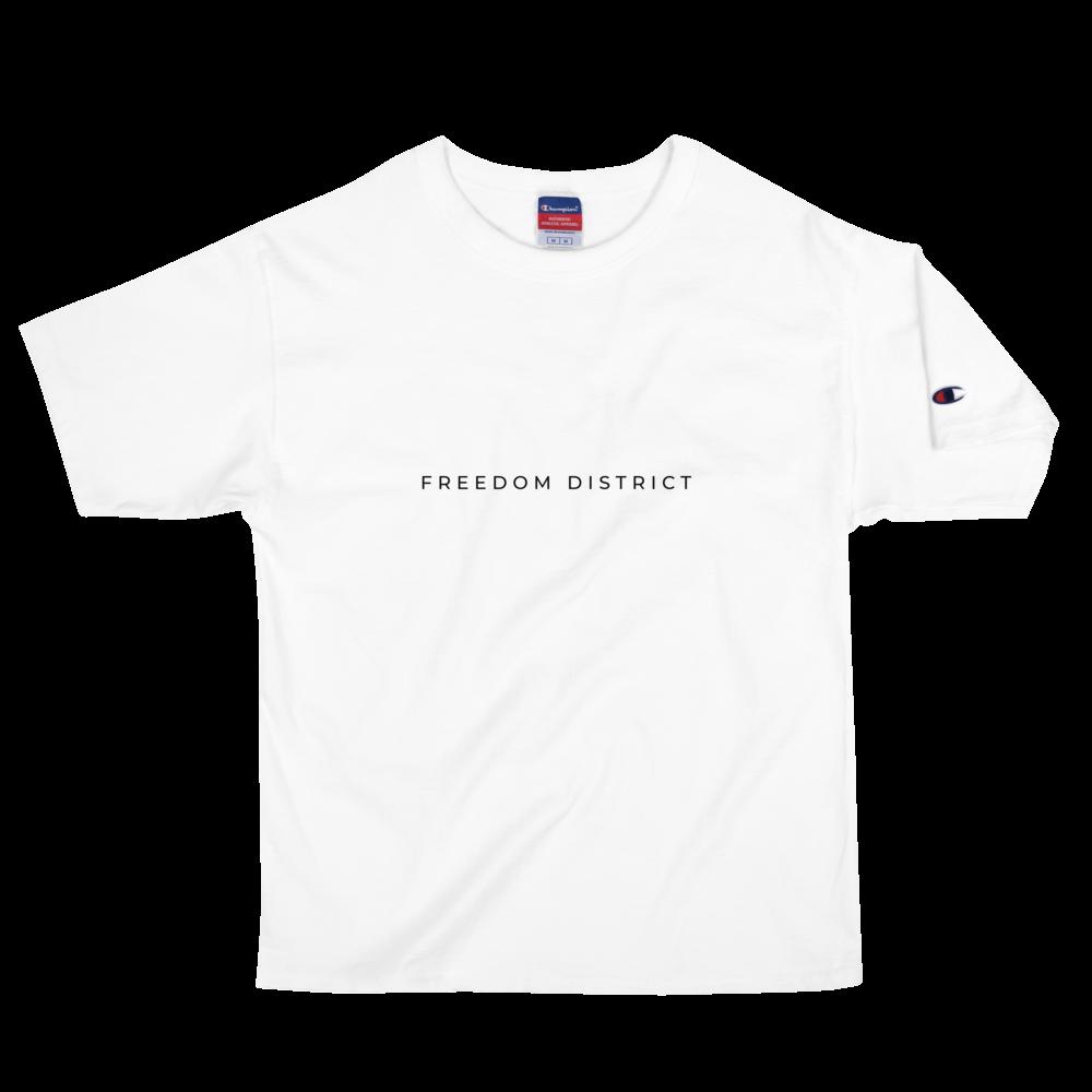 Freedom Line T-Shirt X Men White