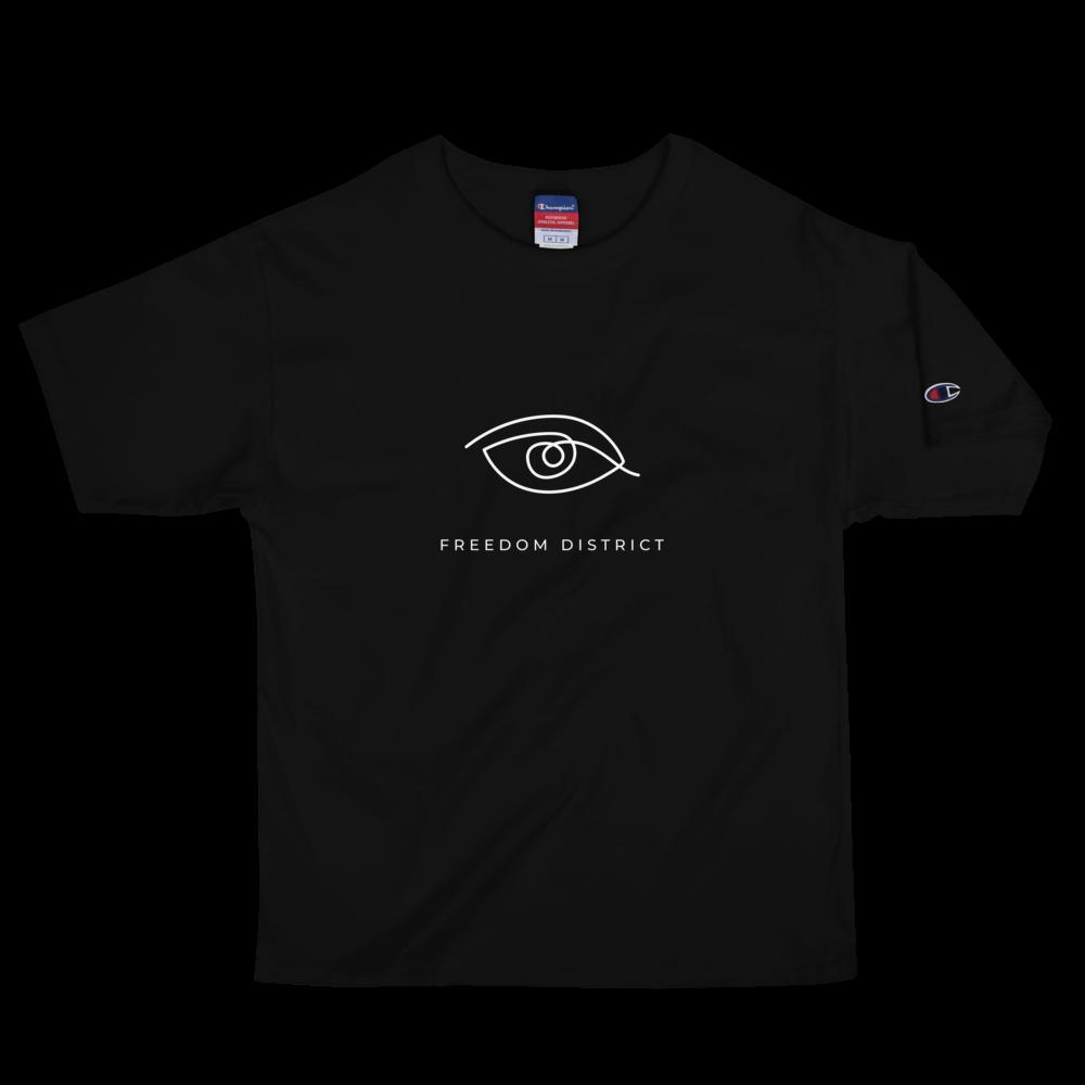 Freedom Line T-Shirt Z Men Black