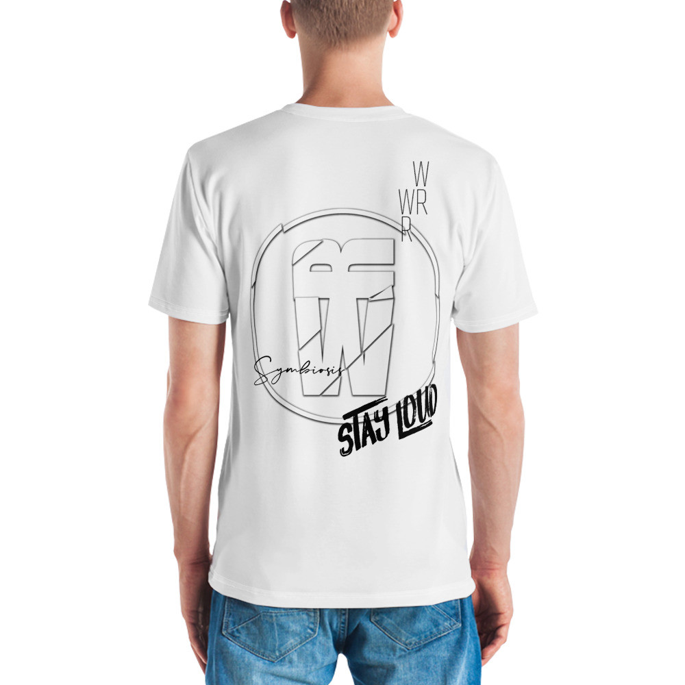 "Walking Rumor ""Stay Loud"" T-shirt"