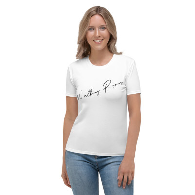 "Walking Rumor ""Stay Loud"" T-shirt Female"