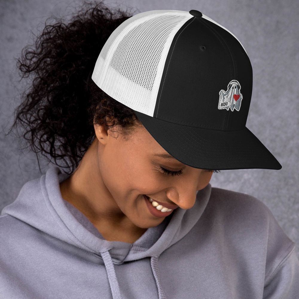 Boo Women's Trucker Hat