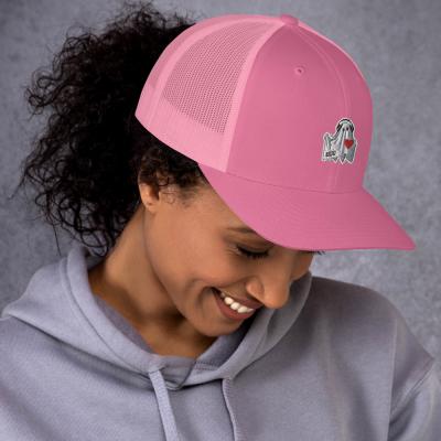 Boo Women's Trucker Hat