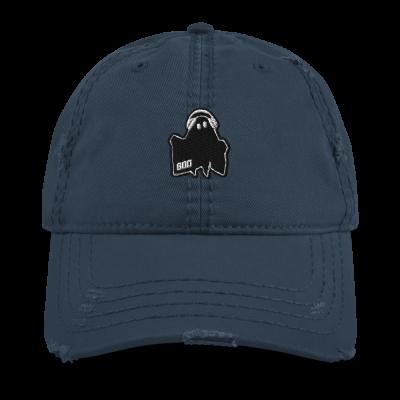 Boo Distressed Dad Hat-men