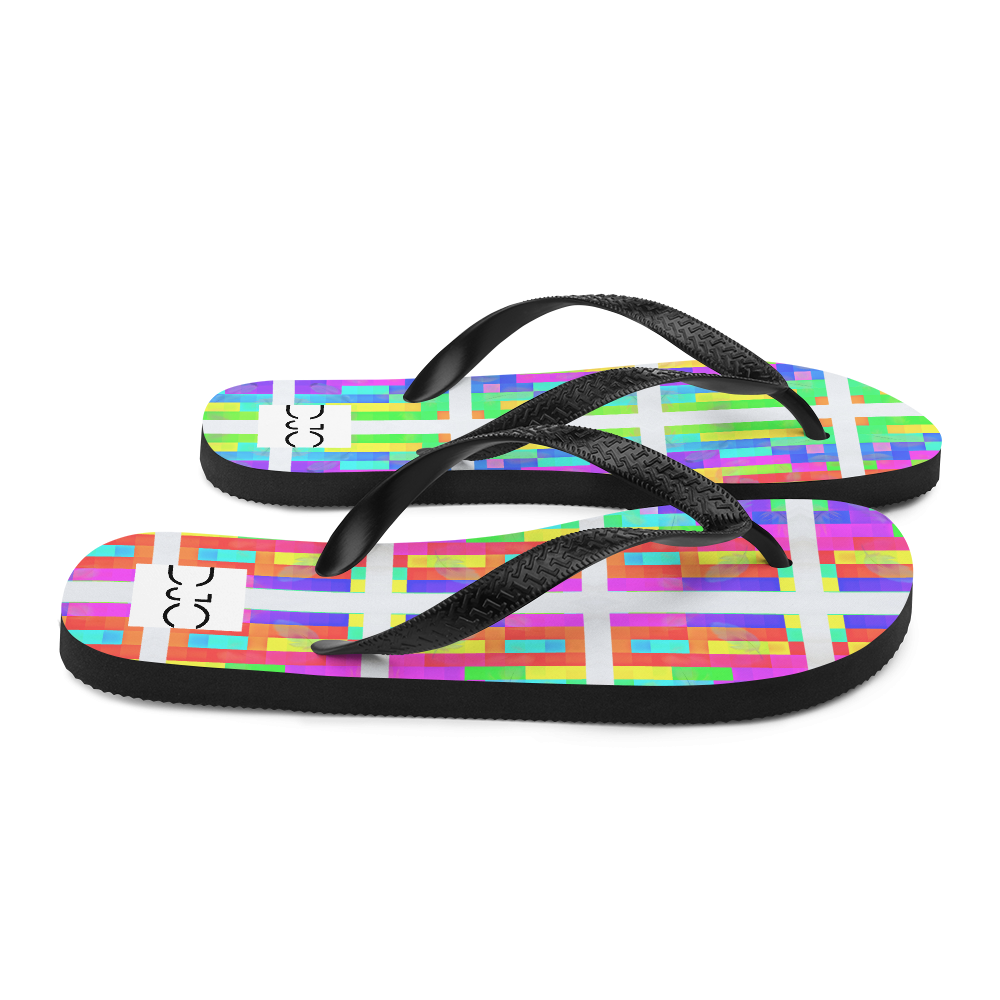 DJC Color Me Bad Flip-Flops