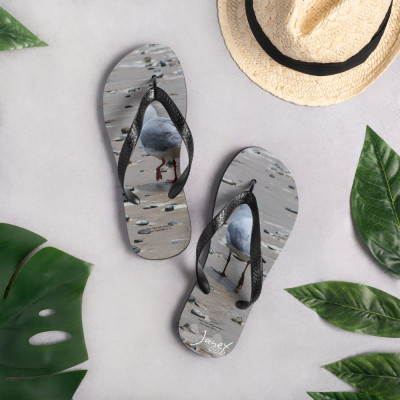 Flip-Flops (Text : Peace I leave with you my peace I give to you (John 14:27) )
