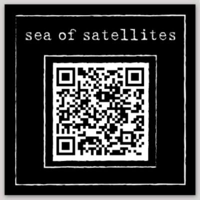 SoS QR Code Sticker
