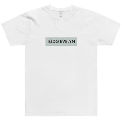 BLDG Evelyn Written Logo T-Shirt