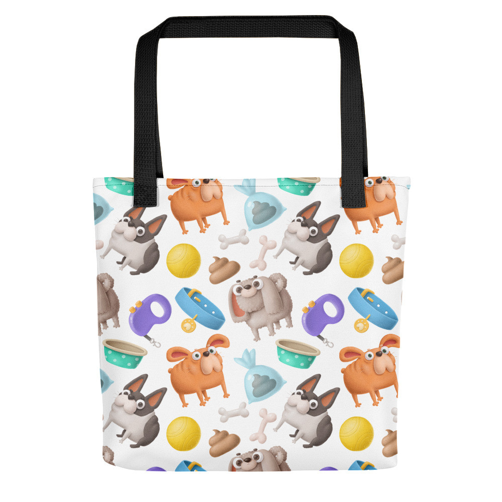 Tote bag by Parrot.Monroe