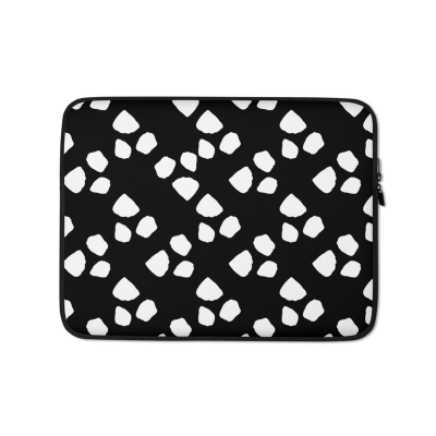 two-toned Laptop Sleeve