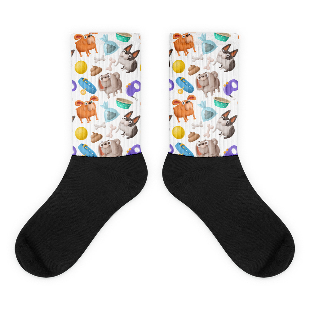 Fun Doggy Socks
