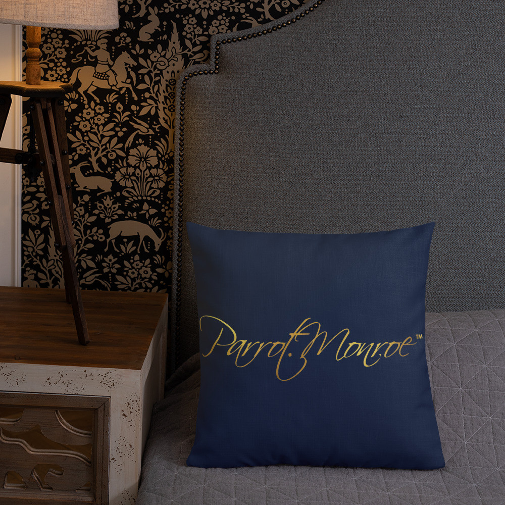 Glam Feathers Premium Pillow