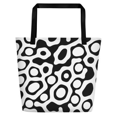 Swirl On Summer Bag