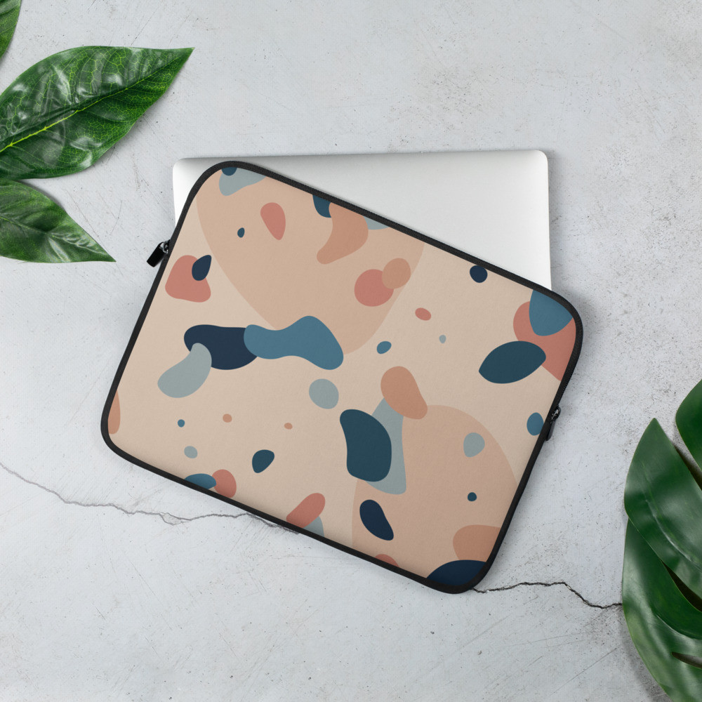 So Sure Abstract Laptop Sleeve