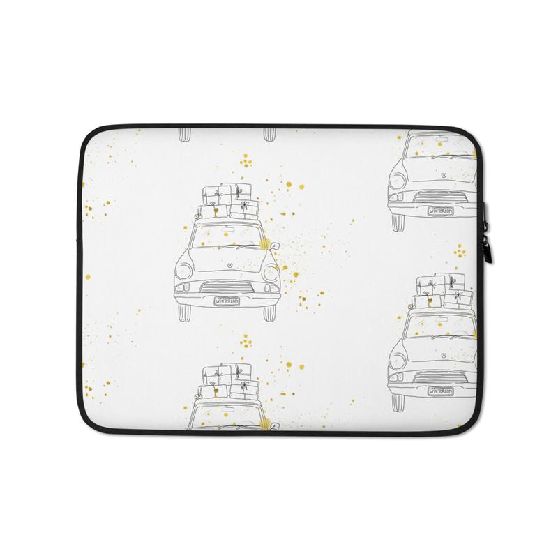 Gift Car Laptop Sleeve
