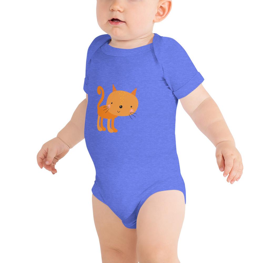 Calamity Cat Baby one suit