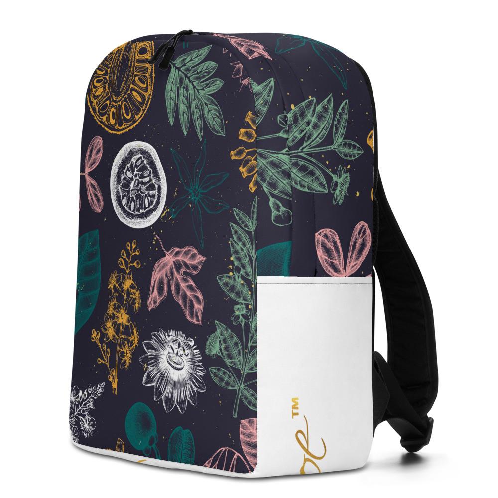Exotic Flora Minimalist Backpack