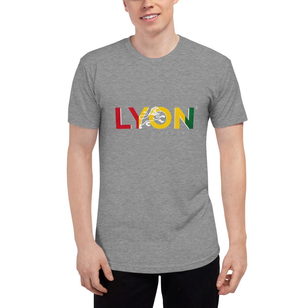 Lyon™ Unisex Tri-Blend Track Shirt