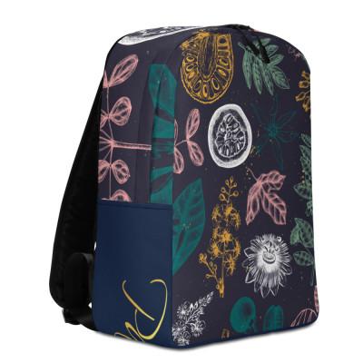 Parrot.Monroe™ Dark Minimalist Backpack