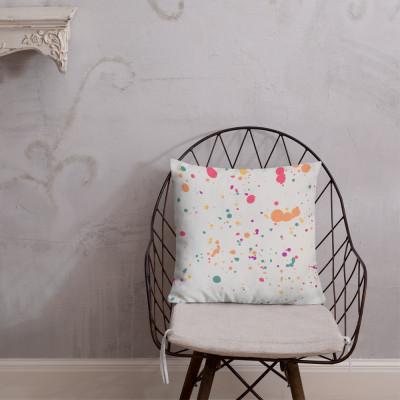 Ink Parrot.Monroe™ Premium Pillow
