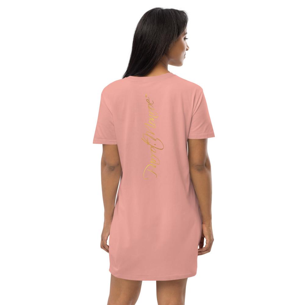 Parrot Monroe™ Organic cotton t-shirt dress