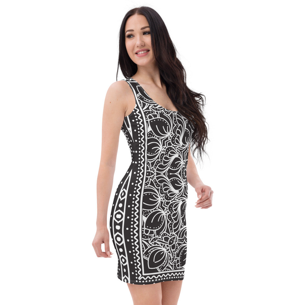 Parrot Monroe™ Sexy Cut & Sew Dress