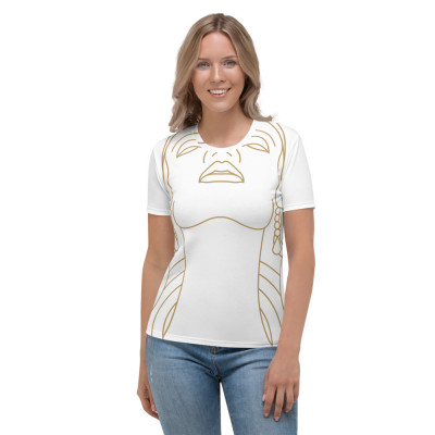 Beauty Art P.M™ Designer Women's T-shirt