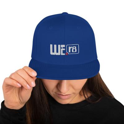 Wer8™ Unisex Snapback Hat