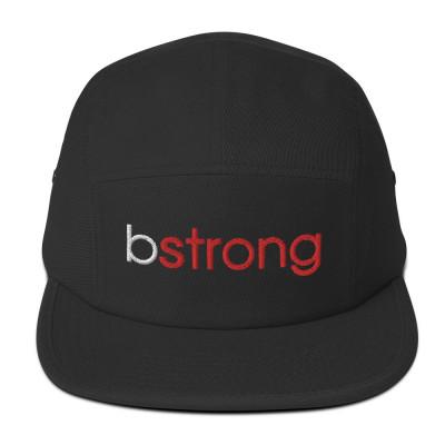 bstrong - Five Panel Cap Hat
