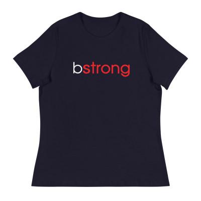 bstrong - Women's Relaxed T-Shirt