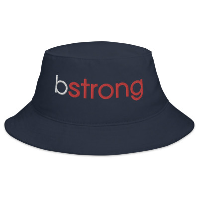 bstrong Bucket Hat