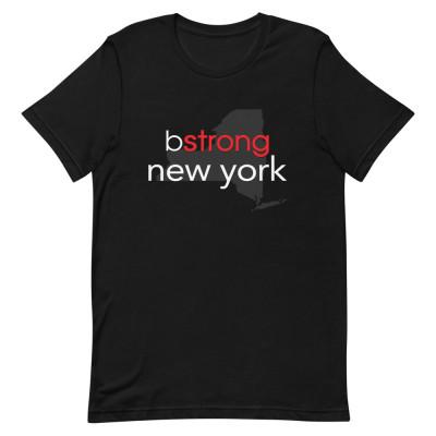 bstrong New York - Short-Sleeve Unisex T-Shirt