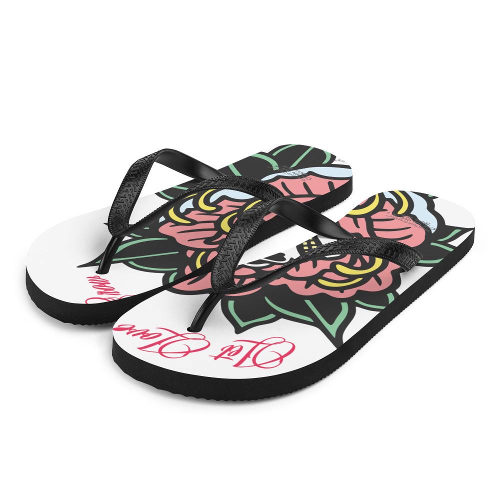 Let Love Grow Flip-Flops (thongs)