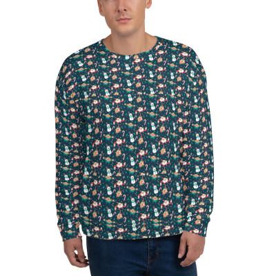 Funny Christmas Unisex Sweatshirt