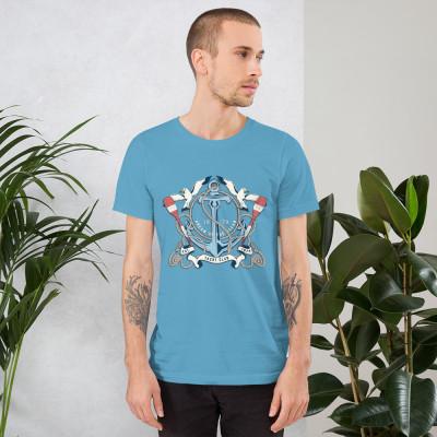 Dream Of the Ocean Short-Sleeve Unisex T-Shirt