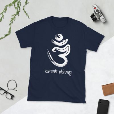 Om Namah Shivay Short-Sleeve Unisex T-Shirt