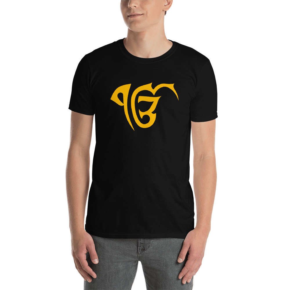 Ik Onkar Short-Sleeve Unisex T-Shirt